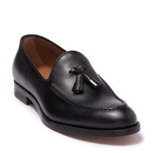 New Antonio Maurizi Tassel Loafer in black